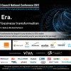 CIO Council National Conference, 5th Edition – Digital Era. The urge of business transformation