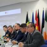 "Launching the study ""Current challenges in the field of cybersecurity"" at the Representation of the European Commission Representation in Romania"