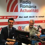 "Presenting the study ""Current challenges in the field of cybersecurity"" at the Radio Romania News"