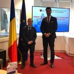 "Launching the study ""Current challenges in the field of cybersecurity"" at the Permanent Representation of Romania to the EU"